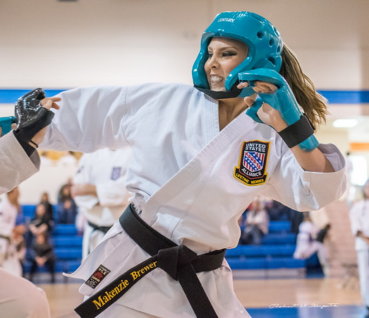 Albuquerque Karate Meet Dec 3 2016