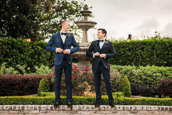 Peter and Matt's Wedding