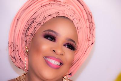 Mosunmola Adejoke 40th Birthday Photoshoot