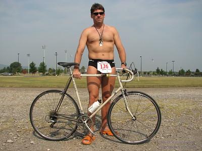 2007 Huntsville Sprint Triathlon