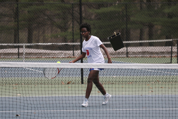 Girls' JV Tennis vs. Brewster | April 29