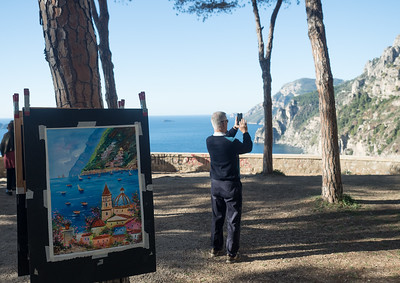 Amalfi Coast - November 1, 2017