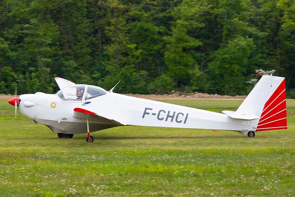 F-CHCI - Scheibe SF-25E Super Falke