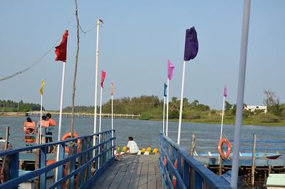 Mudaliarkuppam Boat House - Mamallapuram