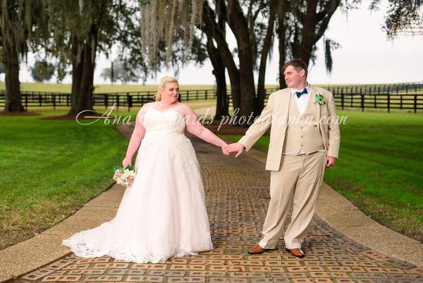 Mr. and Mrs. Luke  |  The Ocala House.  Leesburg, Georgia