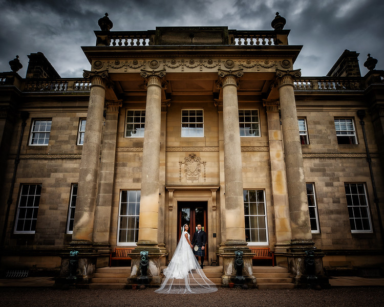Manderston House Wedding Photography