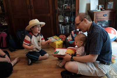 Family in Connecticut_July/August 2017