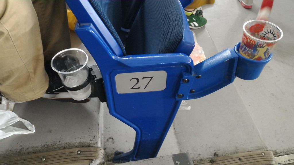 Seat Number