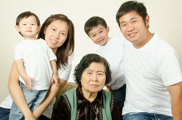 The Chung Family