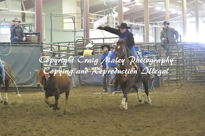 2ND GO TEAM ROPING 10-13-2018