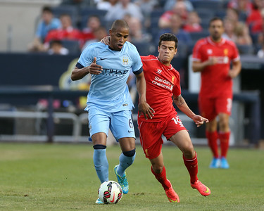 Guinness ICC - Manchester City v Liverpool 140730