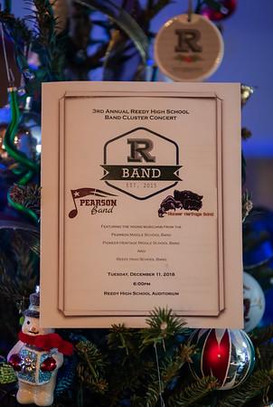 3rd Annual RHSB Cluster Concert