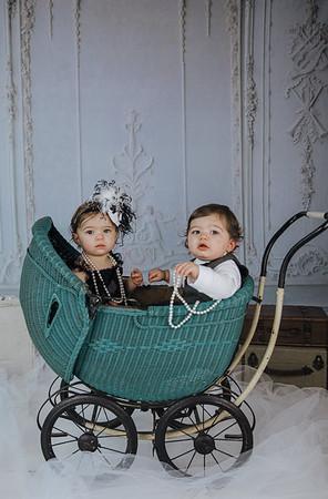 Scarlett  & Oliver