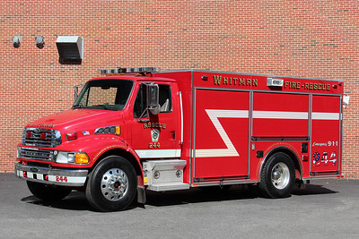 Whitman Fire Dept