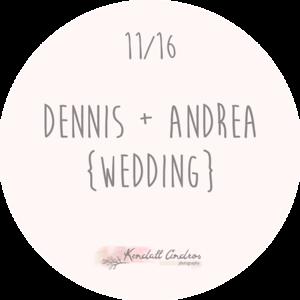 Dennis + Andrea