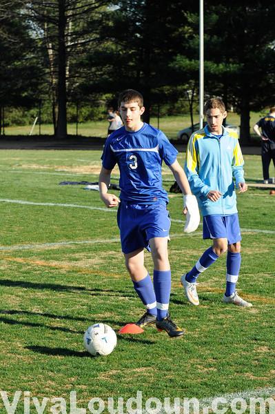 Boys JV Soccer- THS vs LCHS March 29-By Chris Anderson