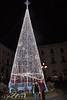 Pauil and John with Christmas Tree