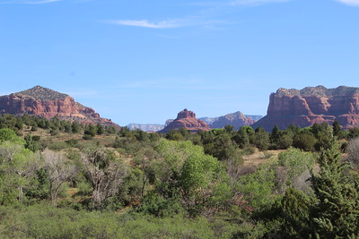 Red Rocks Tour and Tonto National Forrest