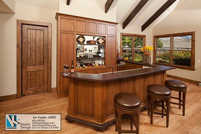 Rustic Ranch House