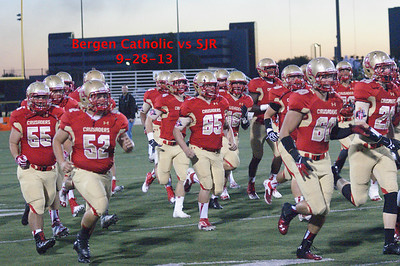 Bergen Catholic vs SJR