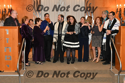 2017 - Rabbi Instalation - Service