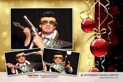 Mitsubishi Christmas 2015