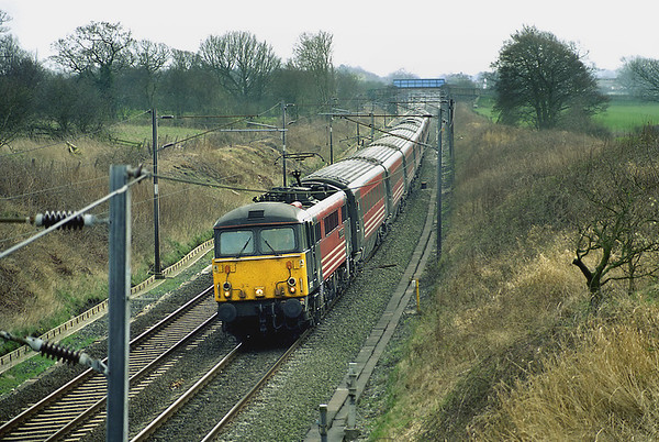 25th March 2003: Lancashire