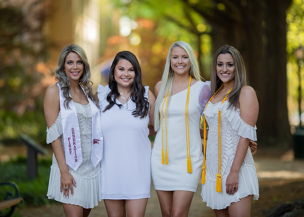Kelsey, Erin, Leah, Claudia
