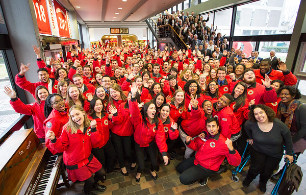 Comcast Career Day 2016 - City Year Boston