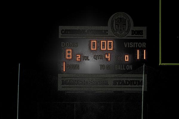 LCC Varsity vs. Cathedral 3.13.20