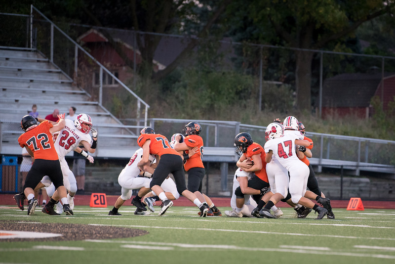 WBL -V- Stillwater Varsity FB Game Pictures