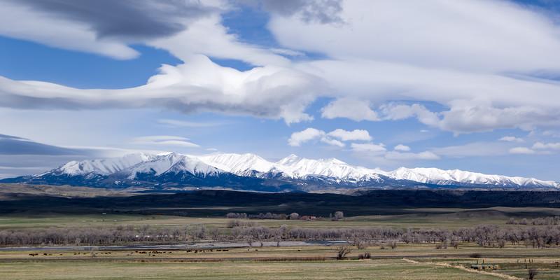 Crazy Peak Montana