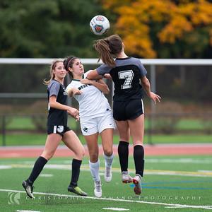 Girls Soccer Quarterfinals: Jesuit vs West Salem