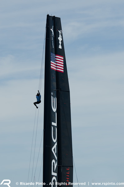 34th America's Cup World Series