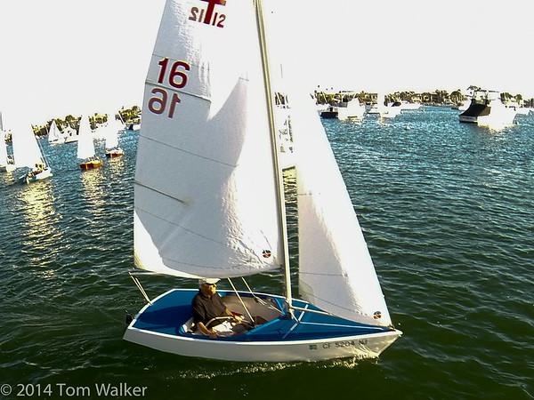 Balboa Yacht Club | Twilight Race  7-2-14