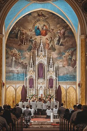 Holy Thursday - St. Mary's FSSP