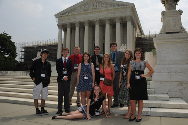 Youth Tour to Washington DC June 15-21, 2012 21402