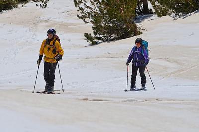 Ski Tour Las Alegas April 2014
