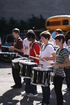 2011 Drumline - Fall