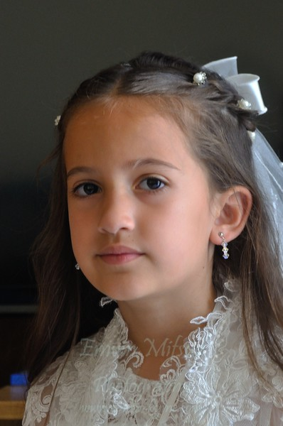 Ruby First Holy Communion