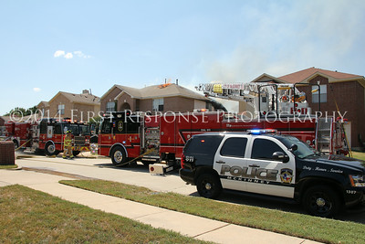 McKinney, TX. Ladders in action