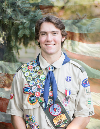 Ryan's Eagle Scout Portraits