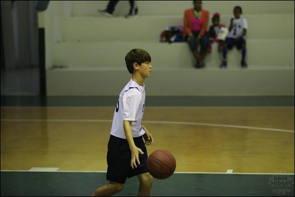 MRA Blue Basketball Jamboree