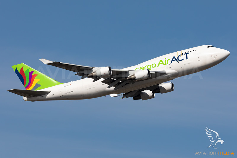 ACT Airlines | Boeing 747-481(BDSF) | TC-ACF