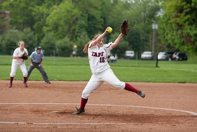 5/16/15: Girls' Varsity Softball vs Suffield