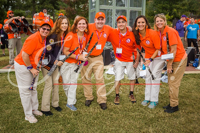 Clemson vs Boston College - Photos by Christopher and Tamara Sloan