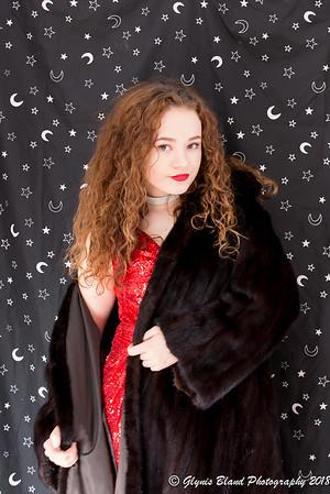 Chloe - dress shoot