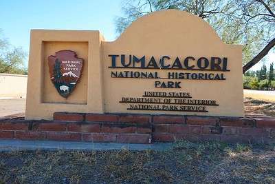 Tumacacori National Historical Park - AZ - 111917