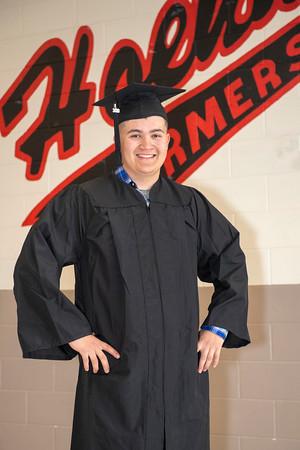 Xavier Chavez Graduation Hoehne 2019