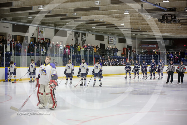 January 24th 2016, Miners Vs Cochrane Crunch.